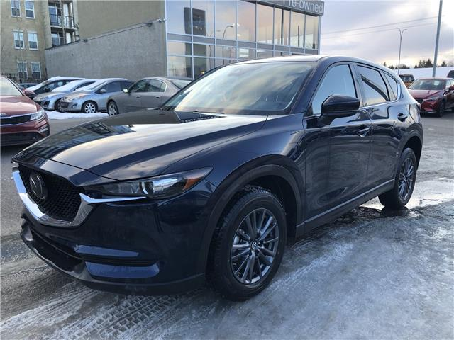 2019 Mazda CX-5 GS (Stk: K7996) in Calgary - Image 1 of 15