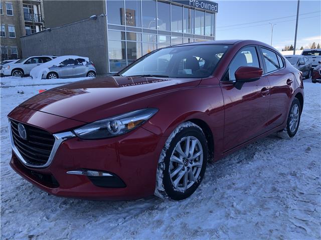 2018 Mazda Mazda3 GS (Stk: K7909) in Calgary - Image 1 of 15