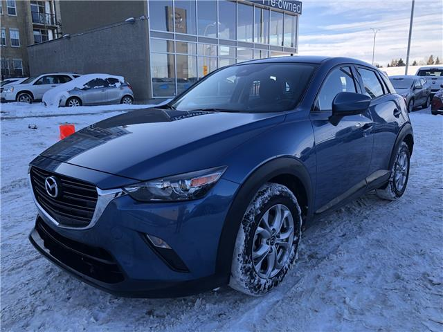 2019 Mazda CX-3 GS (Stk: K7969) in Calgary - Image 1 of 15