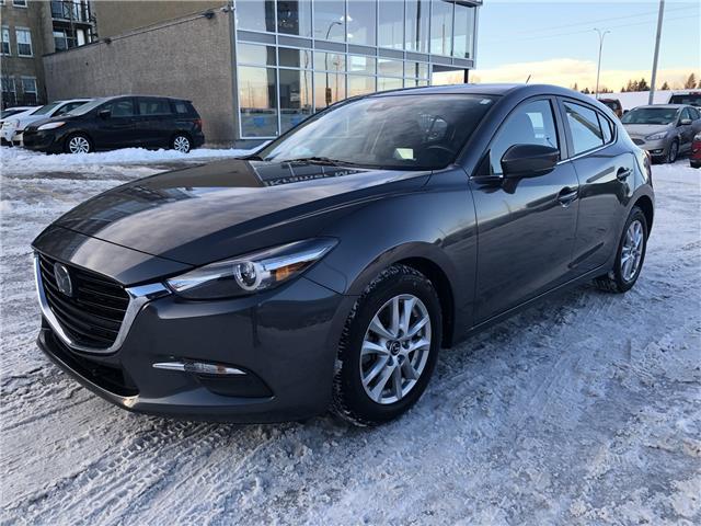2018 Mazda Mazda3 Sport GS (Stk: K7942) in Calgary - Image 1 of 15
