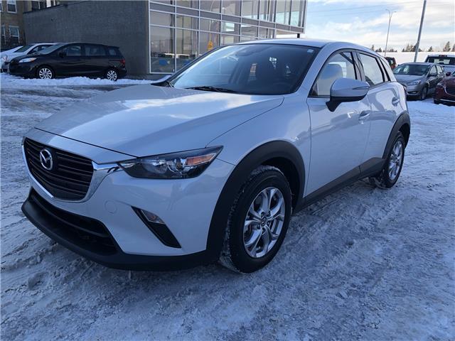2019 Mazda CX-3 GS (Stk: K7970) in Calgary - Image 1 of 15