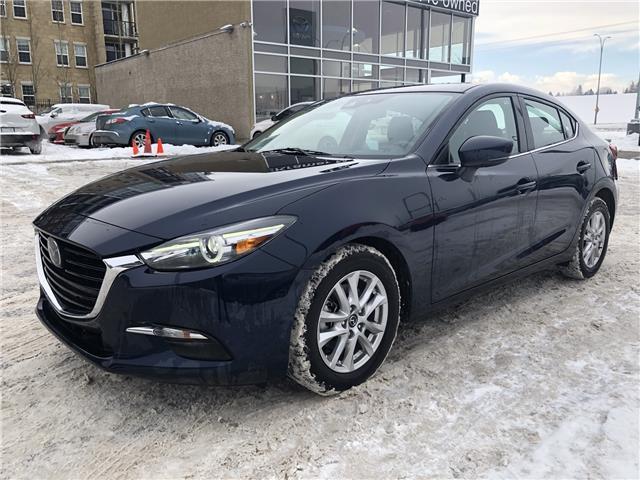 2018 Mazda Mazda3 GS (Stk: K7819) in Calgary - Image 1 of 15