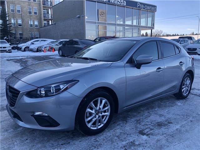 2016 Mazda Mazda3 Sport GS (Stk: N4986A) in Calgary - Image 1 of 16