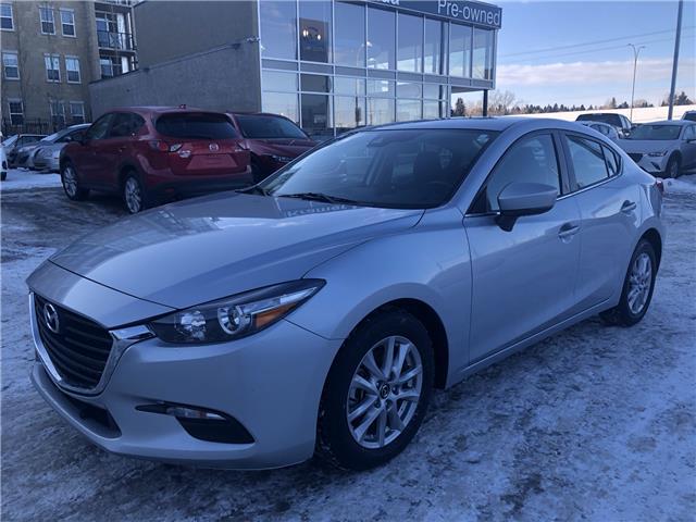 2018 Mazda Mazda3 GS (Stk: K7999) in Calgary - Image 1 of 16