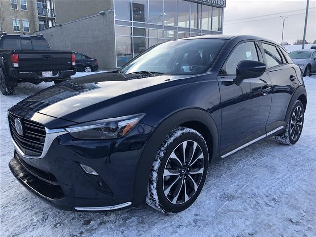 2019 Mazda CX-3 GT (Stk: K7947) in Calgary - Image 1 of 16