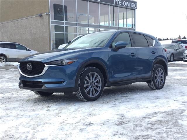 2019 Mazda CX-5 GT w/Turbo (Stk: K8091) in Calgary - Image 1 of 30
