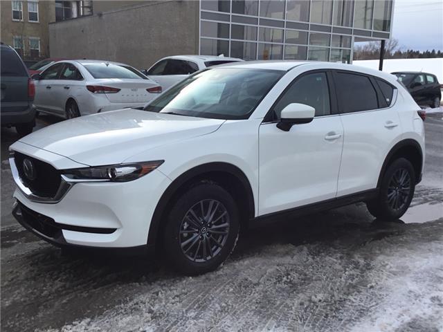 2019 Mazda CX-5 GS (Stk: K8034) in Calgary - Image 1 of 21