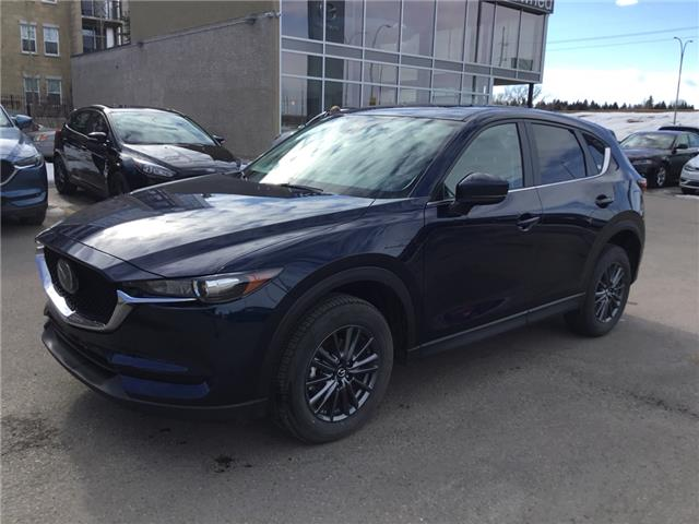 2019 Mazda CX-5 GS (Stk: K7990) in Calgary - Image 1 of 20