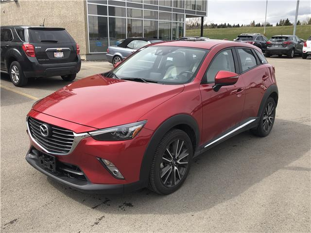2016 Mazda CX-3 GT (Stk: N5743A) in Calgary - Image 1 of 22