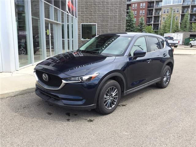 2019 Mazda CX-5 GX (Stk: K8121) in Calgary - Image 1 of 15