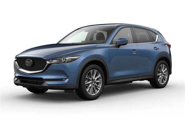 2019 Mazda CX-5 GT w/Turbo (Stk: K8118) in Calgary - Image 1 of 8