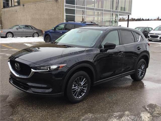 2019 Mazda CX-5 GS (Stk: K8142) in Calgary - Image 1 of 20