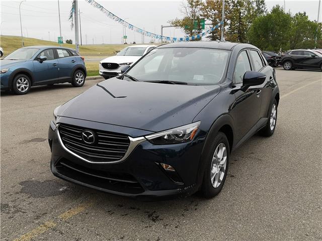 2019 Mazda CX-3 GS (Stk: K8164) in Calgary - Image 1 of 22
