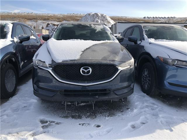 2018 Mazda CX-5 GS (Stk: N3620) in Calgary - Image 1 of 1