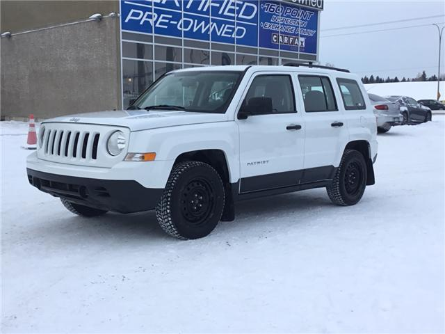 2015 Jeep Patriot Sport/North (Stk: N4357AA) in Calgary - Image 1 of 19