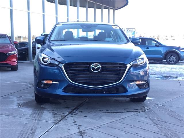 2018 Mazda Mazda3 GT (Stk: N3108) in Calgary - Image 2 of 5