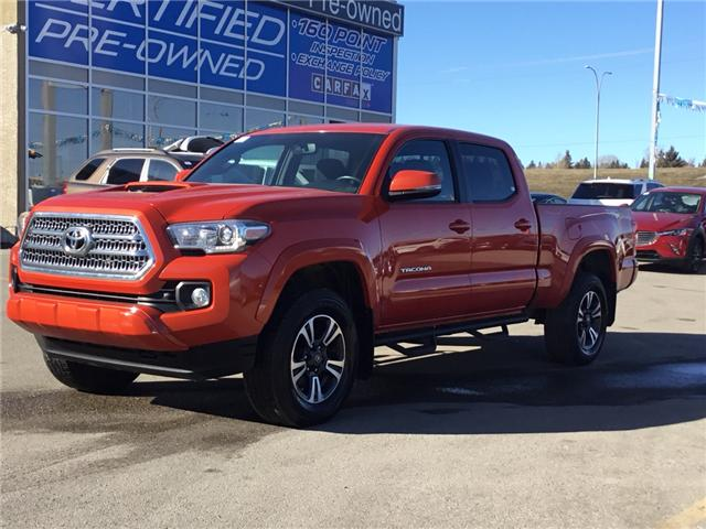 2016 Toyota Tacoma TRD Sport (Stk: N4381A) in Calgary - Image 1 of 26
