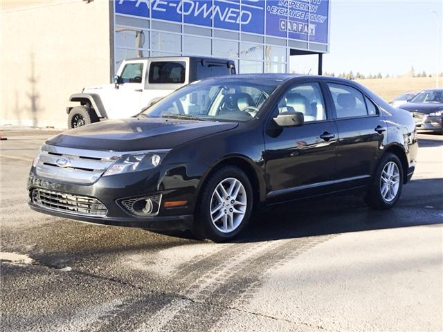 2011 Ford Fusion S (Stk: K7763A) in Calgary - Image 1 of 22