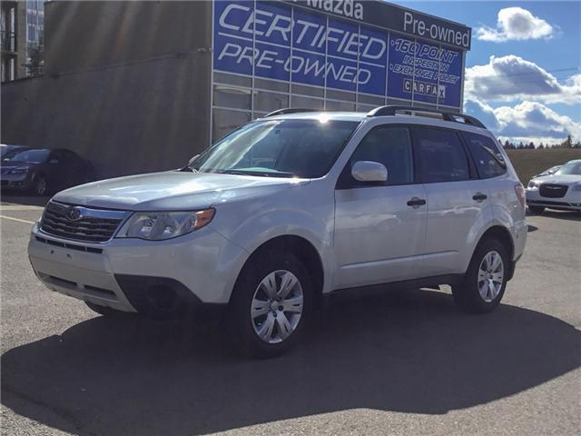2010 Subaru Forester 2.5 X (Stk: K7860) in Calgary - Image 1 of 11