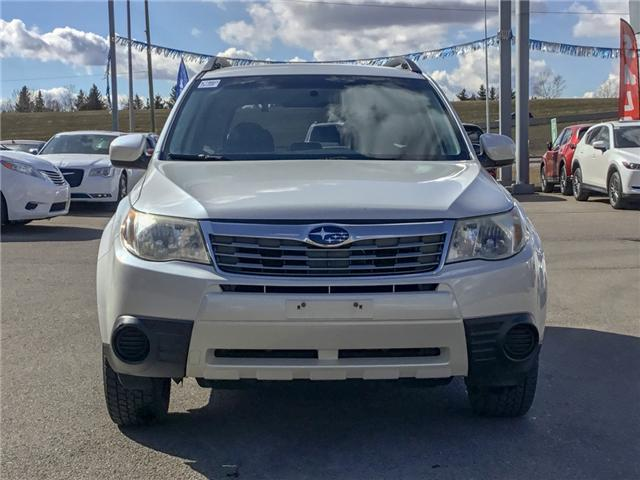 2010 Subaru Forester 2.5 X (Stk: K7860) in Calgary - Image 2 of 11