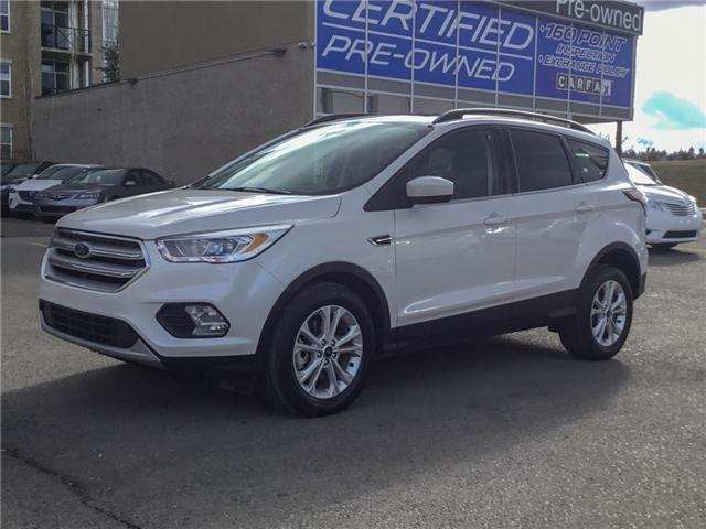 2018 Ford Escape SEL (Stk: K7859) in Calgary - Image 1 of 25