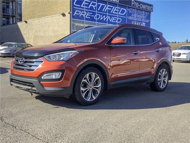 2014 Hyundai Santa Fe Sport 2.0T SE (Stk: N4447A) in Calgary - Image 1 of 24