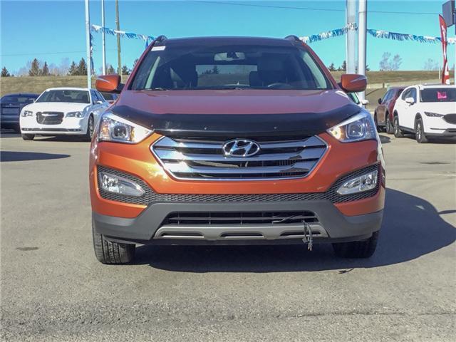 2014 Hyundai Santa Fe Sport 2.0T SE (Stk: N4447A) in Calgary - Image 2 of 24