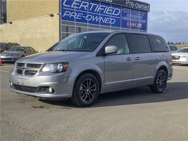 2018 Dodge Grand Caravan GT (Stk: K7863) in Calgary - Image 1 of 26