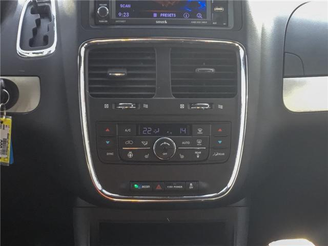 2018 Dodge Grand Caravan GT (Stk: K7863) in Calgary - Image 15 of 26