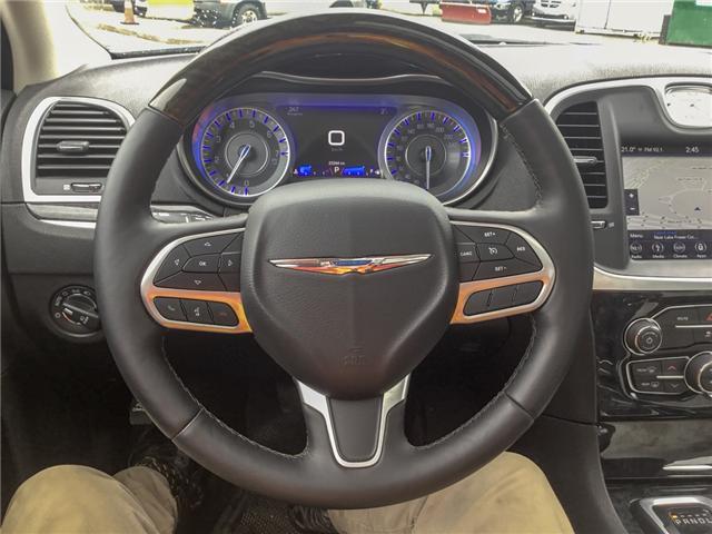 2018 Chrysler 300 Limited (Stk: K7851) in Calgary - Image 17 of 26