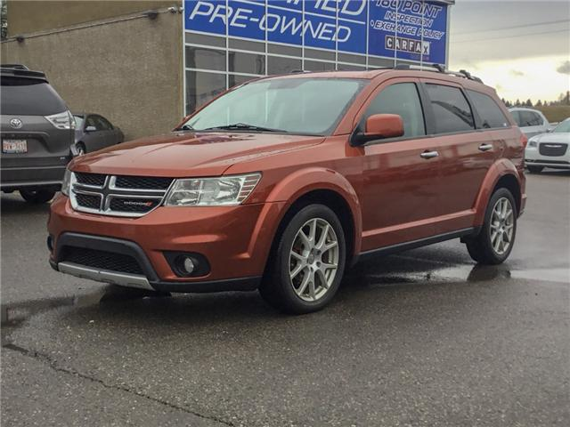2012 Dodge Journey R/T (Stk: N3544A) in Calgary - Image 1 of 23
