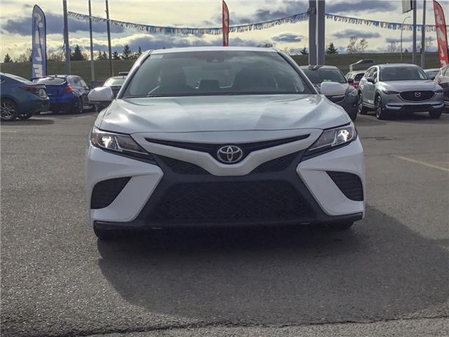 2018 Toyota Camry SE (Stk: K7837) in Calgary - Image 2 of 24