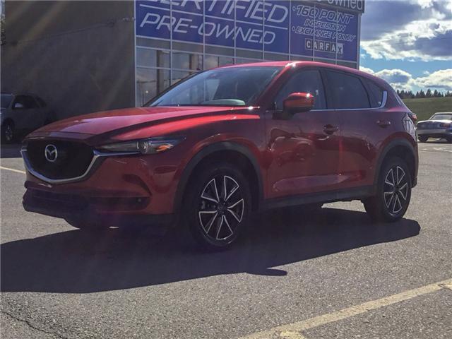 2018 Mazda CX-5 GT (Stk: K7864) in Calgary - Image 1 of 25