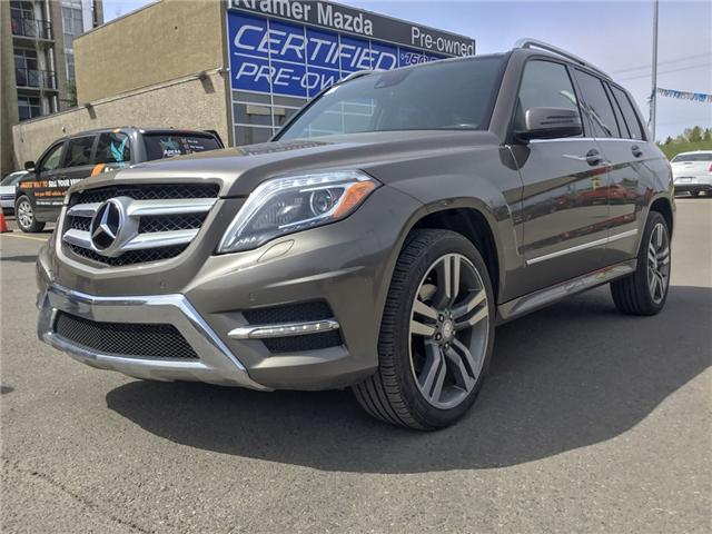 2013 Mercedes-Benz Glk-Class Base (Stk: N4654A) in Calgary - Image 1 of 16
