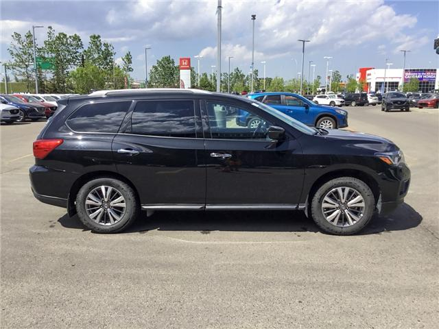 2019 Nissan Pathfinder SV Tech (Stk: K7877) in Calgary - Image 4 of 17
