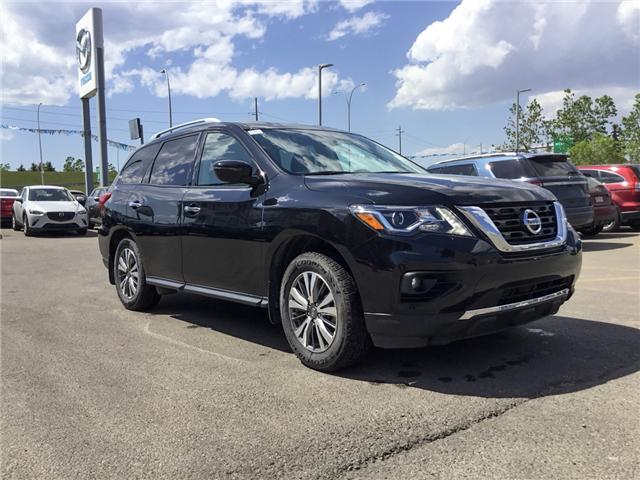 2019 Nissan Pathfinder SV Tech (Stk: K7877) in Calgary - Image 3 of 17