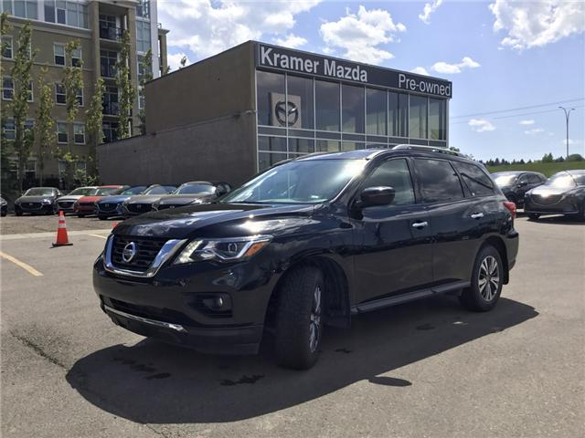 2019 Nissan Pathfinder SV Tech (Stk: K7877) in Calgary - Image 17 of 17