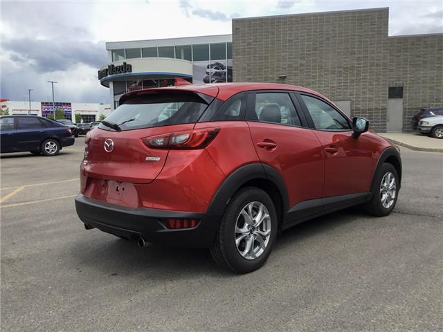 2018 Mazda CX-3 GS (Stk: K7881) in Calgary - Image 5 of 16