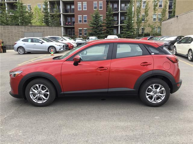 2018 Mazda CX-3 GS (Stk: K7881) in Calgary - Image 8 of 16