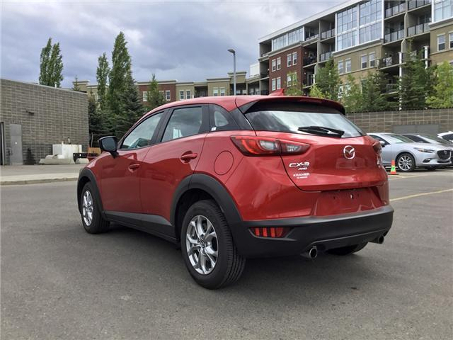 2018 Mazda CX-3 GS (Stk: K7881) in Calgary - Image 7 of 16