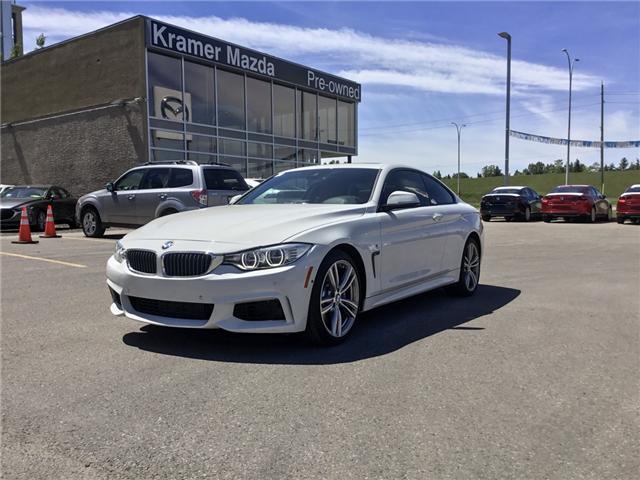 2014 BMW 435i xDrive (Stk: K7883) in Calgary - Image 1 of 18