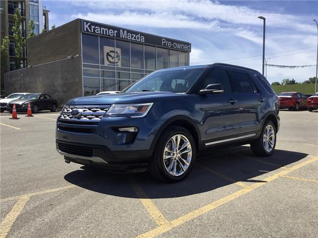 2019 Ford Explorer XLT (Stk: K7864A) in Calgary - Image 1 of 16