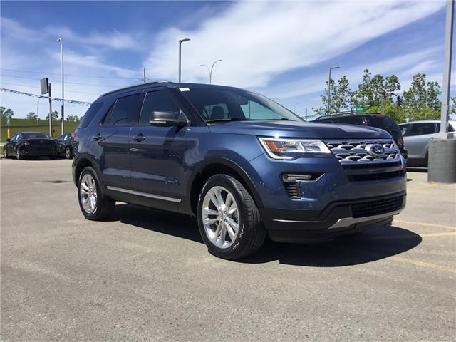 2019 Ford Explorer XLT (Stk: K7864A) in Calgary - Image 3 of 16