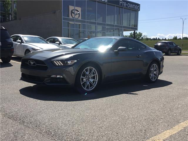 2015 Ford Mustang EcoBoost Premium (Stk: N4783A) in Calgary - Image 1 of 23
