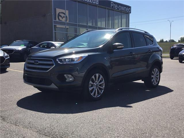 2018 Ford Escape Titanium (Stk: K7892) in Calgary - Image 1 of 26