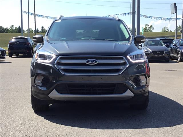 2018 Ford Escape Titanium (Stk: K7892) in Calgary - Image 2 of 26
