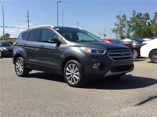 2018 Ford Escape Titanium (Stk: K7892) in Calgary - Image 3 of 26