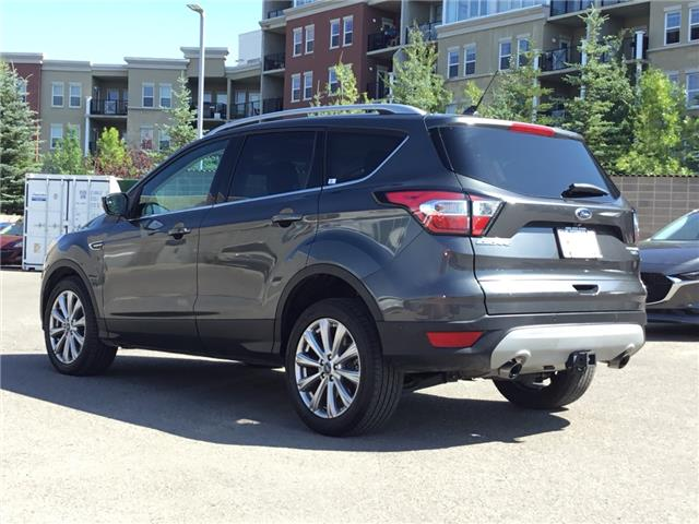 2018 Ford Escape Titanium (Stk: K7892) in Calgary - Image 7 of 26