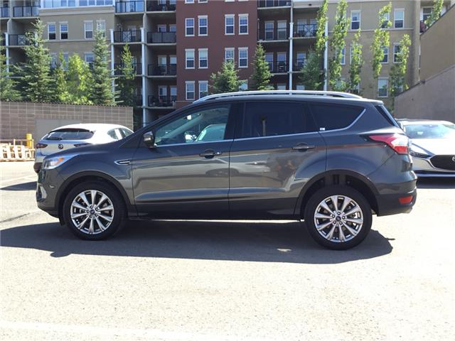 2018 Ford Escape Titanium (Stk: K7892) in Calgary - Image 8 of 26