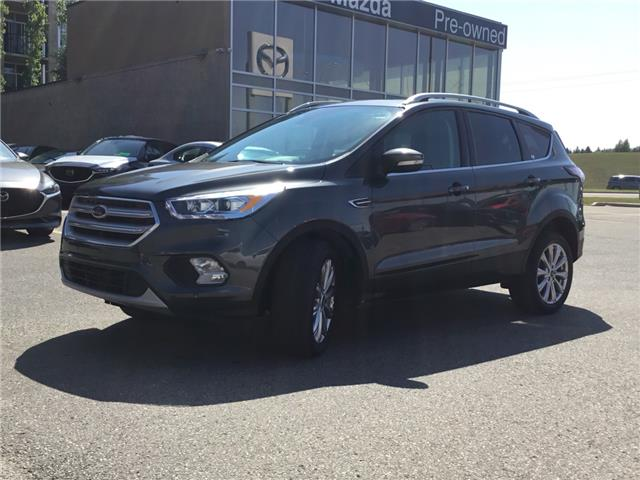 2018 Ford Escape Titanium (Stk: K7892) in Calgary - Image 25 of 26